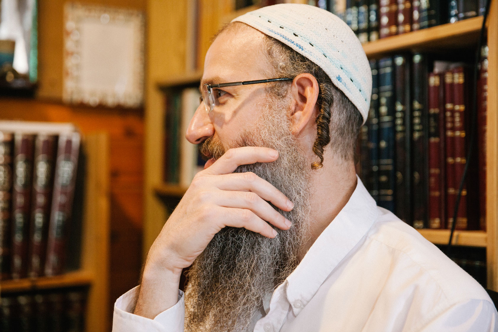 YOMYOM Episode 11: Rabbi Harel